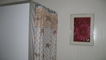Finger Lakes Vacation Rental Bathroom