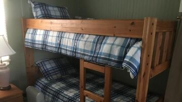 Finger Lakes Vacation Rental Bedroom