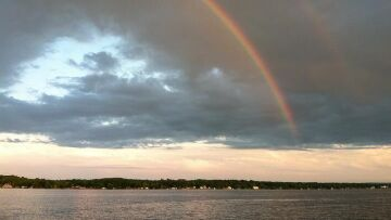 Finger Lakes Vacation Rental Lake Rainbow