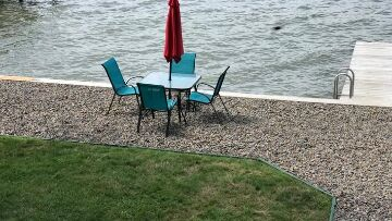 Finger Lakes Vacation Rental Private Beach