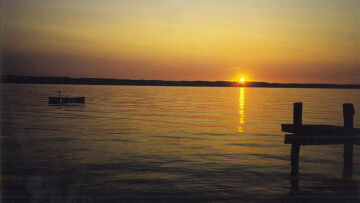 Finger Lakes Vacation Rental Sunrise